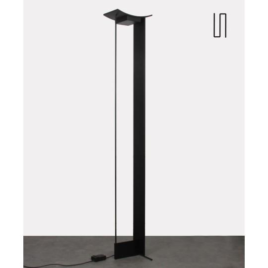 Lampadaire par Gilles Derain pour Lumen center, 1979