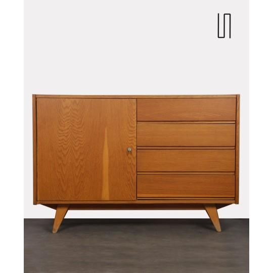 Vintage chest designed by Jiri Jiroutek, 1960s
