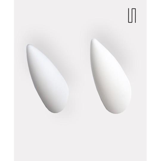 Paire d'appliques, Starck pour Flos, modèle Walla Walla, 1994