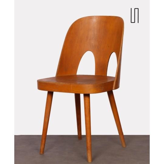 Chaise par Oswald Haerdtl pour Ton, 1960