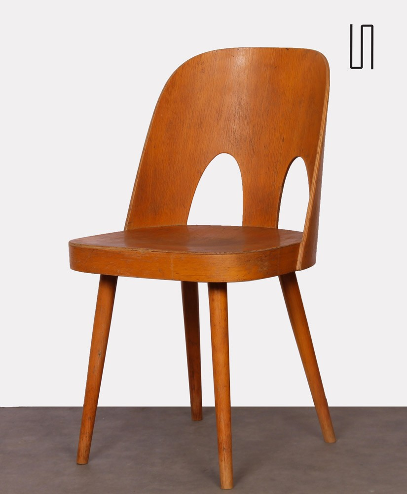 Chair by Oswald Haerdtl for Ton, 1960s