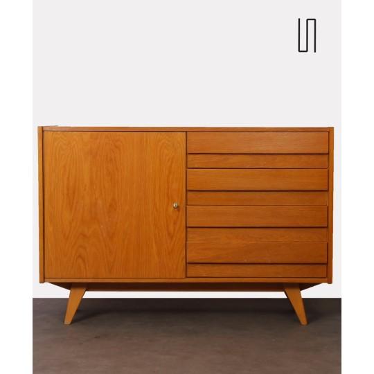 Chest of drawers U-458, by Jiri Jiroutek, 1960