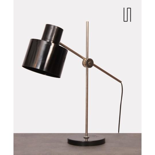 Lampe par Jan Suchan pour Elektrosvit, 1960