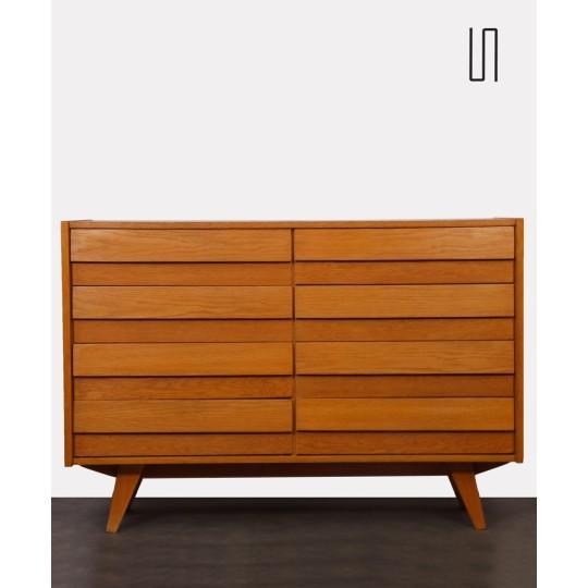 Chest of drawers by Jiri Jiroutek, 1960