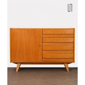 Sideboard designed by Jiri Jiroutek, model U-458, 1960s