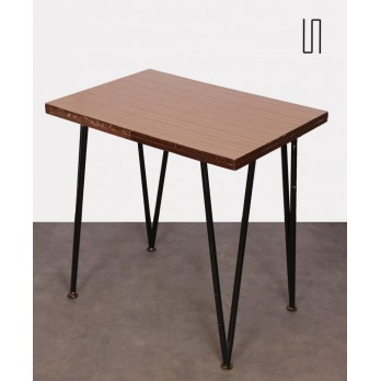 Small dining table, Eastern Europe, 1960s, Soviet design