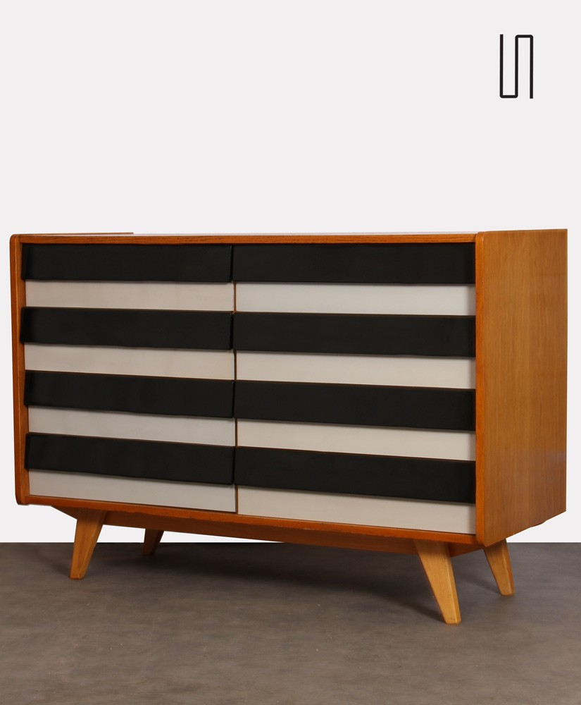 Czech chest of drawers by Jiri Jiroutek, 1960s