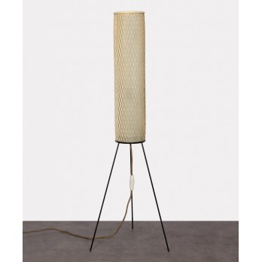 Vintage floor lamp by Josef Hurka, model 1706, 1960s