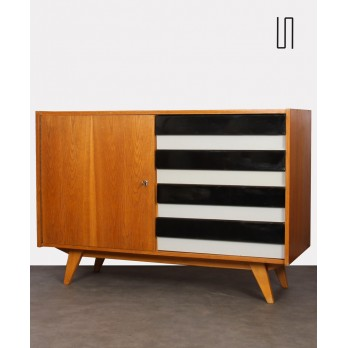Drawer cabinet by Jiri Jiroutek, model U-458, 1960s