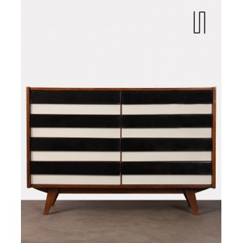 Chest of drawers by Jiri Jiroutek produced by Interier Praha, 1960s