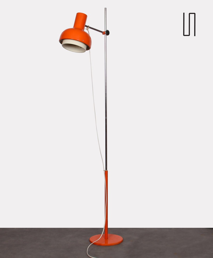 Floor lamp by Josef Hurka for Napako, 1970s