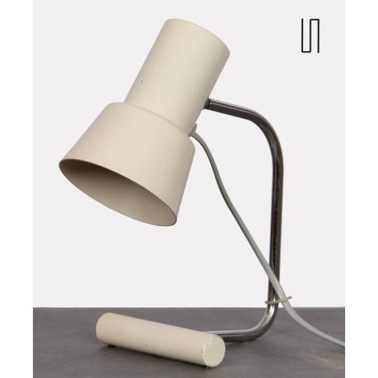 Petite lampe de table par Josef Hurka pour Napako, 1970