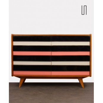 Eastern European chest of drawers, U-453, Jiri Jiroutek, 1960s