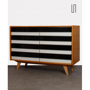 Chest of drawers by Jiri Jiroutek made by Interier Praha, 1960s