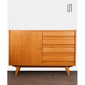 Chest of drawers U-458 by Jiri Jiroutek for Interier Praha, 1960s
