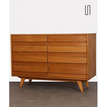 Chest of drawers by Jiri Jiroutek, model U-453, 1960s