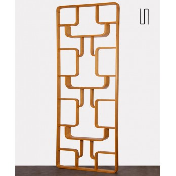 Room divider by Ludvik Volak for Drevopodnik Holesov, circa 1960