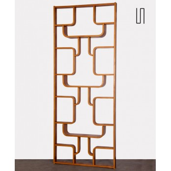 Czech room divider by Ludvik Volak, circa 1960