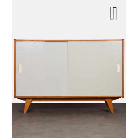 White chest by Jiri Jiroutek, model U-452, 1960s