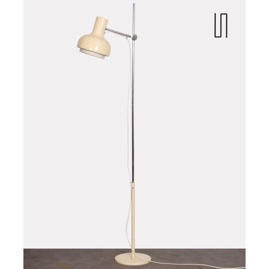 Metal floor lamp for Napako, 1970