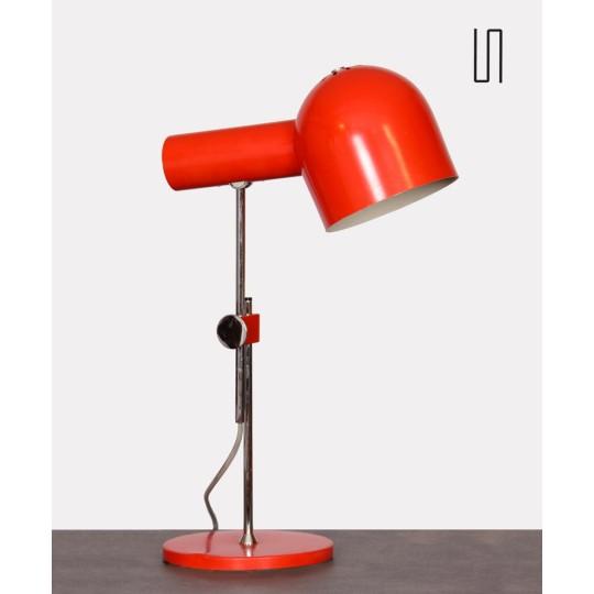 Large vintage lamp edited by Napako, 1960s