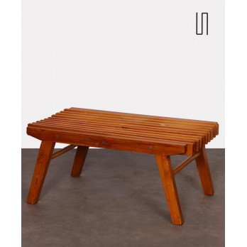 Small vintage table from Czech Republic, 1960s