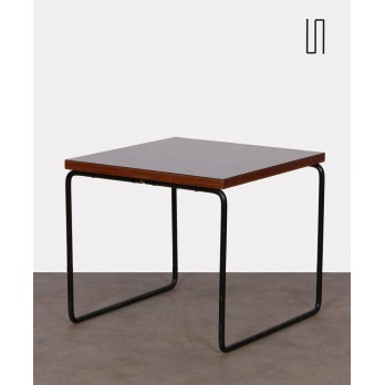 Coffee table by Pierre Guariche for Steiner, Volante model, 1950s