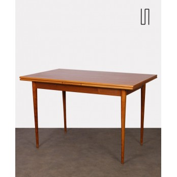 Dining table designed by Sedlacek and Vycital, 1960s