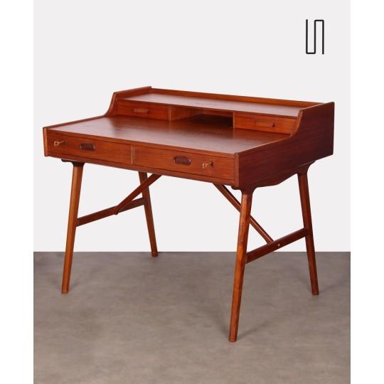 Scandinavian desk by Arne Wahl Iversen, model 64, 1960s