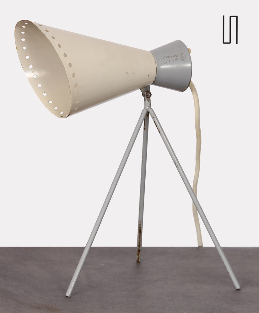 Lamp, model 1618, by Josef Hurka for Napako, 1954