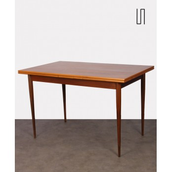 Dining table, model OP 49, by Sedlacek and Vycital, 1960s