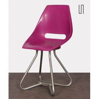 Vintage chair by Miroslav Navratil for Vertex, circa 1960