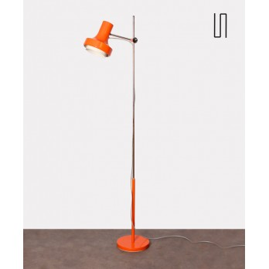 Vintage floor lamp by Josef Hurka for Napako, 1970s