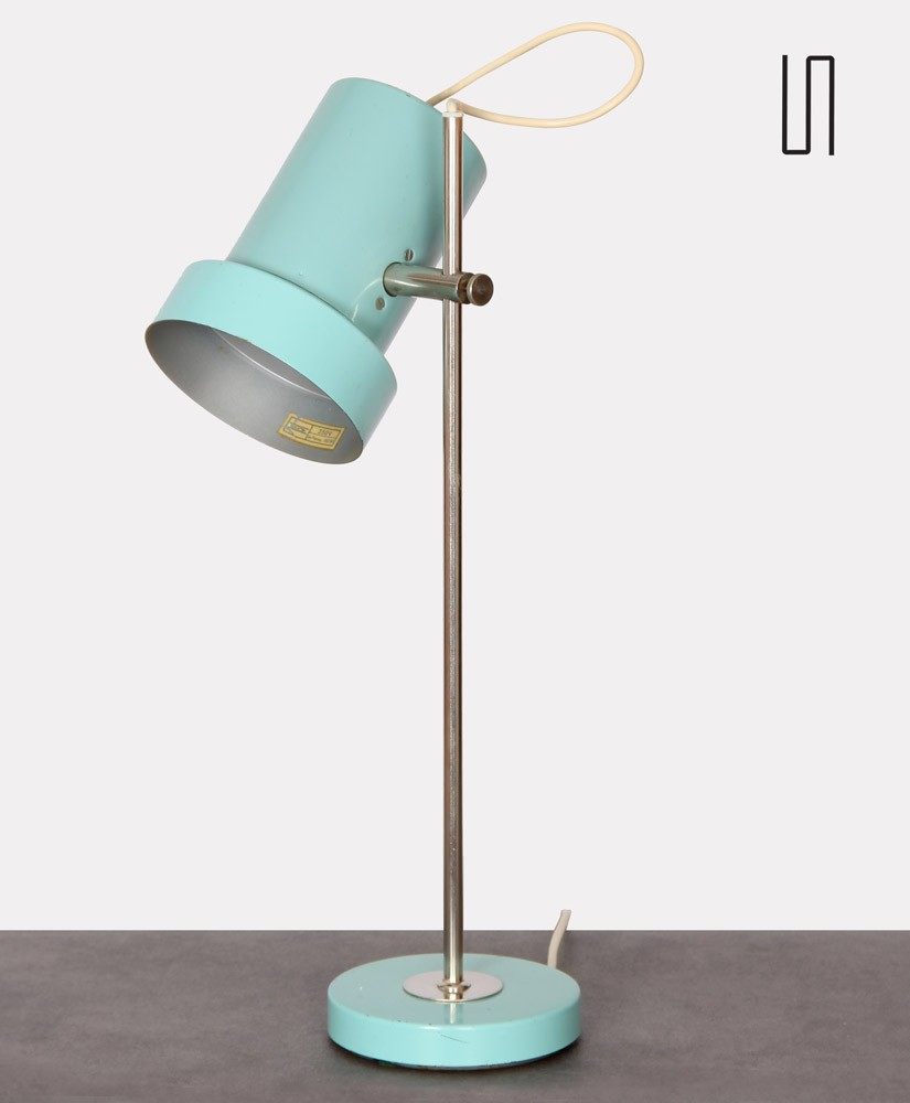 Vintage table lamp edited by the manufacturer Aka circa 1960