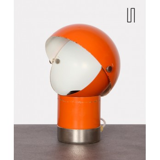 Lampe vintage par Pavel Grus pour Kamenický Šenov, 1970