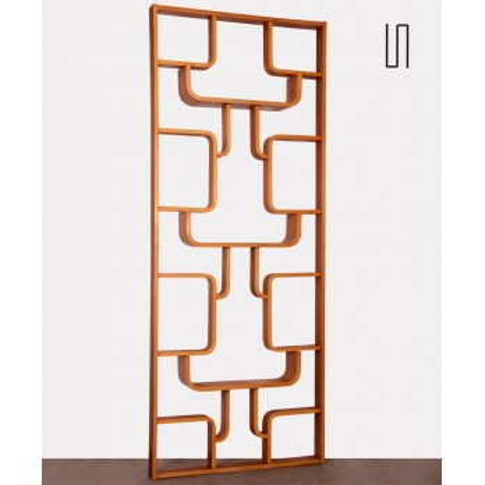 Room divider by Ludvik Volak for Drevopodnik Holesov, 1960s