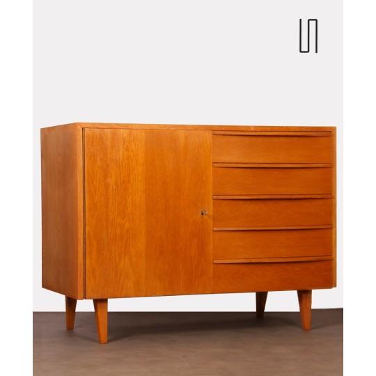 Czech chest of drawers edited by Drevozpracujici podnik, 1960s