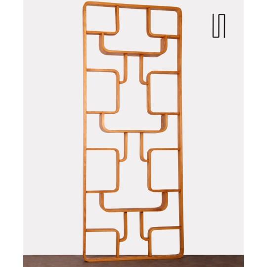 Room divider designed by Ludvik Volak for Drevopodnik Holesov, 1960s