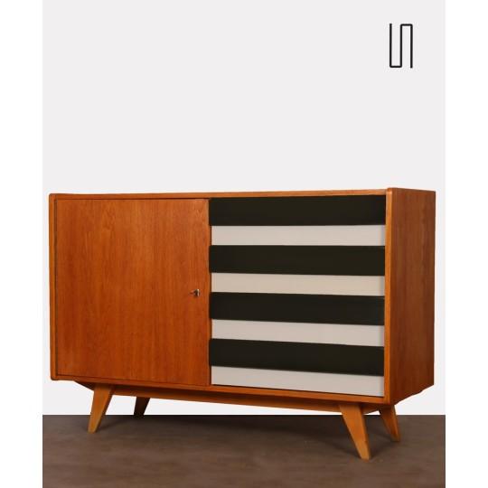 Chest of drawers U-458 by Jiri Jiroutek for Interier Praha, 1960s