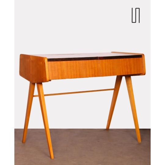 Wooden dressing table attributed to Frantisek Jirak, 1970s