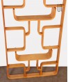 Room divider designed by Ludvik Volak for Drevopodnik Holesov, 1960s