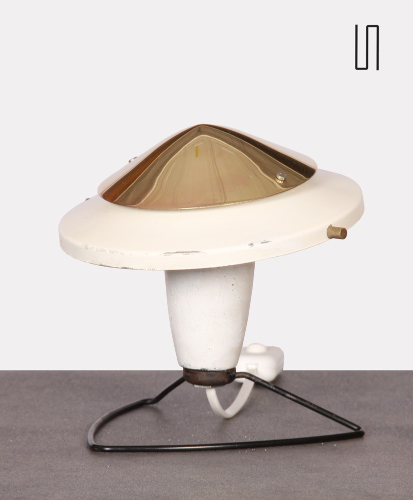 Small table lamp edited by Zukov, 1950s