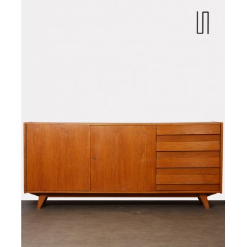 Large chest of drawers by Jiri Jiroutek for Interier Praha, U-460, 1960s