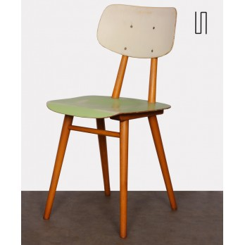 Chair edited by the Czech manufacturer Ton, 1960s