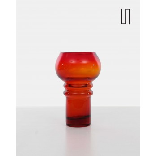 Eastern European vase by Stefan Sadowski, polish design