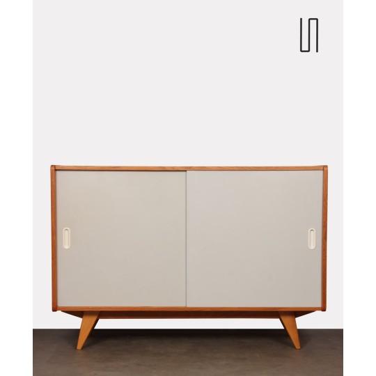 Chest of drawers by Jiri Jiroutek for Interier Praha, model U-452,1960s
