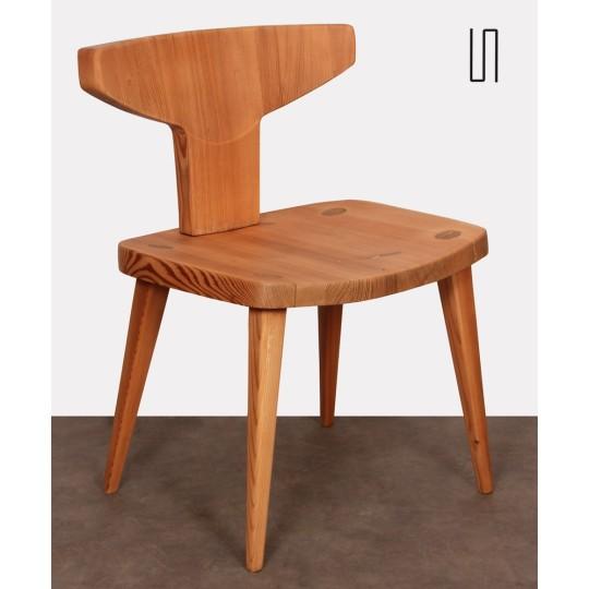 Chaise vintage par Jacob Kielland-Brandt pour I. Christiansen, 1960