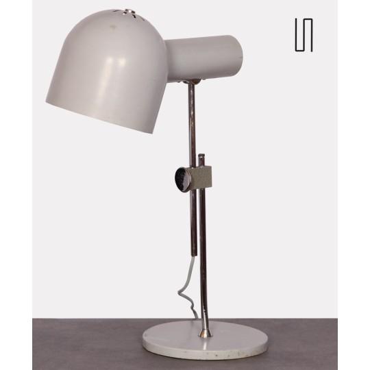 Grande lampe de table produite par Napako, vers 1960