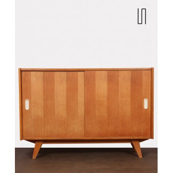 Chest with sliding doors, model by Jiri Jiroutek, 1960s