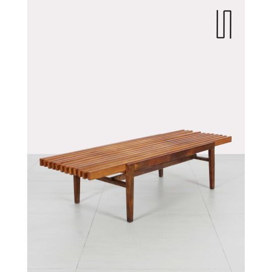 Eastern European coffee table, soviet design
